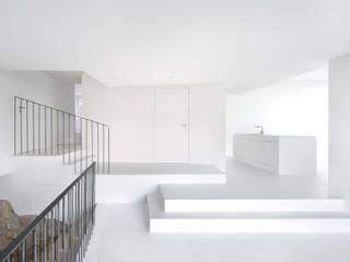 Hành lang theo L3P Architekten ETH FH SIA AG, Hiện đại