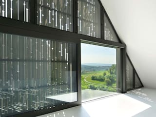 Modern windows & doors by L3P Architekten ETH FH SIA AG Modern