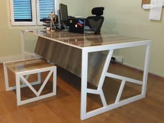 Tam Design – Modern Ofis Masası:  tarz