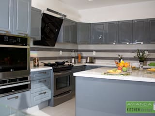 Showroom Cocinas modernas de Avianda Kitchen Design Moderno