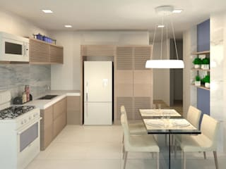 Modern style kitchen by Patrícia Alvarenga Modern