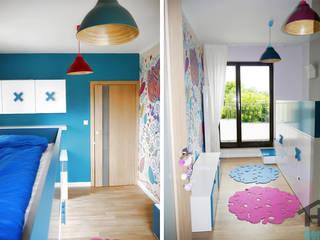 Детские комнаты в . Автор – Hi home , Модерн