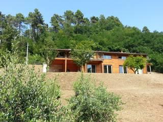 Casa nel bosco Luisa Olgiati Case moderne