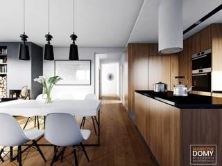 Modern kitchen by Słoneczne Domy Pracownia Architektury Modern