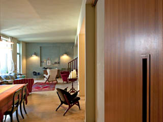 Modern dining room by Bongiana Architetture Modern