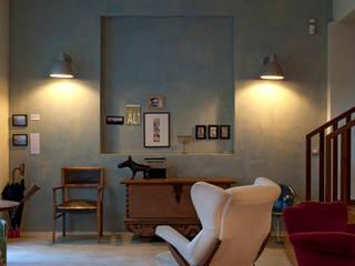 Modern living room by Bongiana Architetture Modern