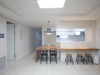 Phòng ăn by dall & style