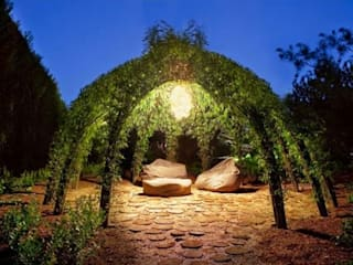 Rustic style garden by Dotto Francesco consulting Green Rustic