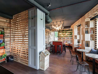 โดย EUGENE MESHCHERUK | architecture & interiors อินดัสเตรียล