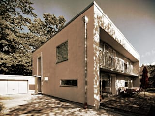 Fürst & Niedermaier, Architekten Modern home