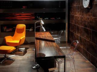 Salones modernos de Jeżewska & Zakrawacz Moderno