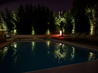 Modern Pool by Visual Stimuli Modern