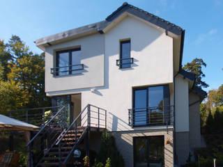 Pracownia Projektowa Wioleta Stanisławska บ้านและที่อยู่อาศัย
