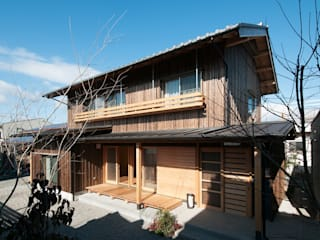 Casas de estilo  de shu建築設計事務所, Clásico