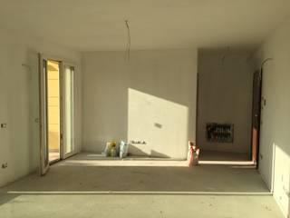 Appartamento Privato 2015:  in stile  di MATTEO CHIESA ARCHITETTO