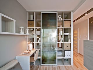 IDAFO projektowanie wnętrz i wykończenie Living room