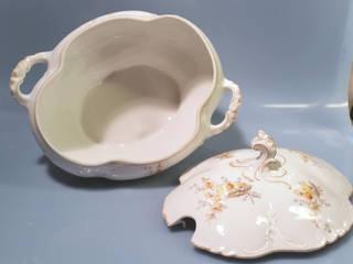 Porzellan - das weiße Gold :   von Joantik - Schmuck, Kunst & Antiquitäten