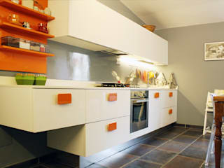 OGARREDO KitchenCabinets & shelves White