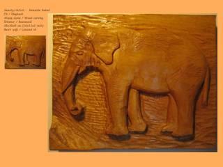 Anatolian Wood Art – Kemaldo Kemal eserleri: modern tarz , Modern