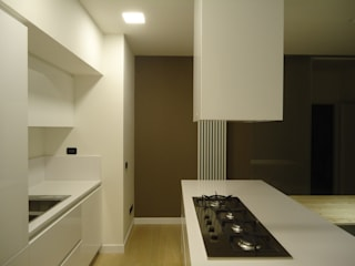 Modern kitchen by Architetto Andrea Pagani Modern