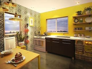 Rotoarquitectura KitchenStorage