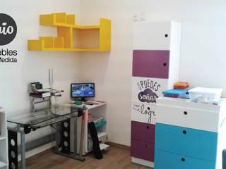 Caio Espacios Infantiles Nursery/kid's roomStorage