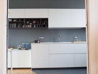 Casa con vista bernuzzisamoriarchitetti Cucina moderna