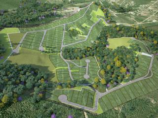 projeto Casas modernas por Myr Projetos Sustentáveis Moderno