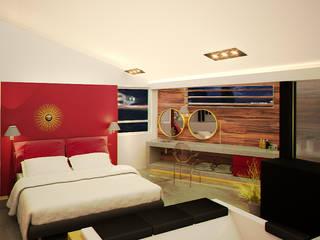 Rotoarquitectura BedroomBeds & headboards