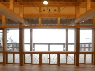 .: 徳弘・松澤建築事務所が手掛けたテラス・ベランダです。,