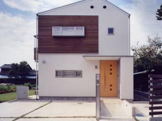 麦畑のある家: 池野健建築設計室が手掛けた家です。
