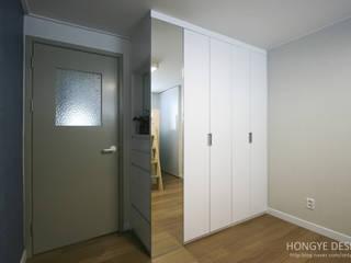 Nursery/kid's room by 홍예디자인, Modern