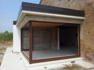 CASA BR Case in stile rustico di Studio Architetto Grella Rustico