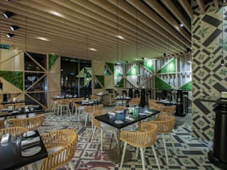 Tabik Restaurant by Ipotz Studio Ipotz Studio Gastronomie moderne