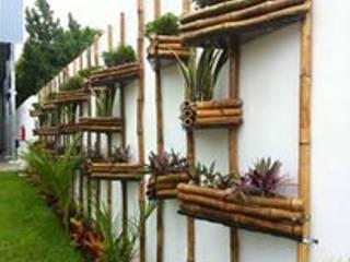 Bambootec Jardines modernos de Bambootec Moderno
