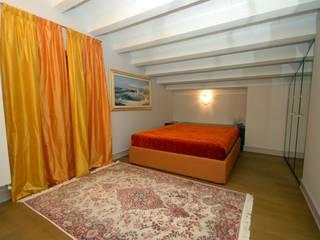 bilune studio Modern style bedroom
