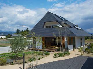 Projekty,  Domy zaprojektowane przez arc-d