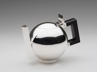 Tafelsilber: modern  von Silberschmiedin,Modern
