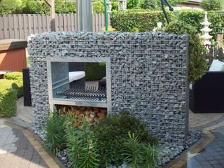 Korven en haarden Moderne Häuser von Gardeco Modern