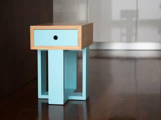 Banco Gaveteiro Box Mais por Farpa Minimalista