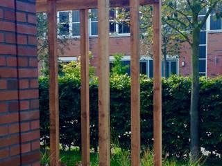 Scandinavian style garden by Buro Floris Scandinavian