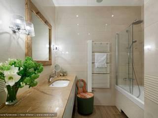 Bagno in stile in stile classico di Ольга Кулекина - New Interior