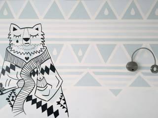 Ursa Quartos modernos por Gafa Moderno