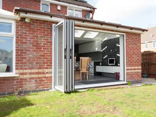 Elder House Modern houses by Design Studio Architects Modern