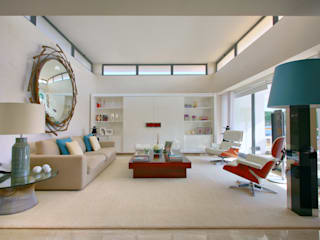 Silvia Costa | Arquitectura de Interiores Living room