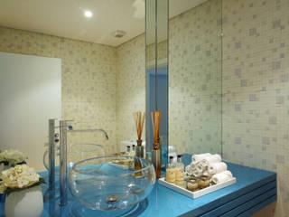 modern Bathroom by Silvia Costa |  Arquitectura de Interiores