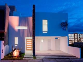Minimalistische Häuser von JF ARQUITECTOS Minimalistisch