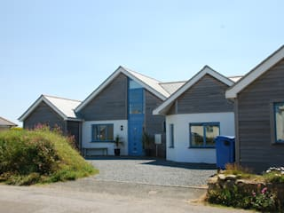 Outspan, Widemouth Bay, Cornwall The Bazeley Partnership Modern houses