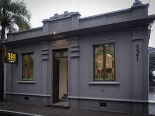 Mucho Gusto Mercado Casas rústicas por Cris Manzolli Arquiteta Rústico