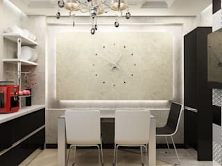 Modern kitchen by Anfilada Interior Design Modern